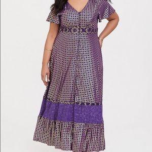 Torrid Jasmine Dress - Size 2 (2X)
